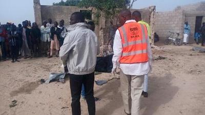 boko haram suicide bombers knock door