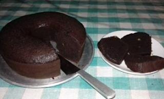 Resep Bolu Pisang Coklat Empuk Tidak Bantat