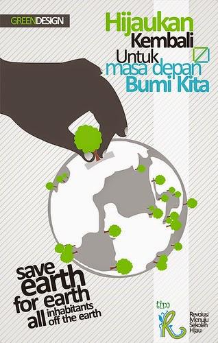 44+ Contoh Gambar Poster Lingkungan Alam, Tergokil!