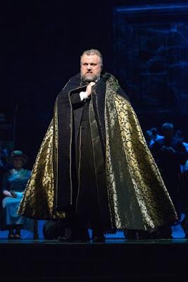 Puccini: Tosca - Ólafur Kjartan Sigurðarson - Icelandic Opera (Photo Johanna Olafsdottir)