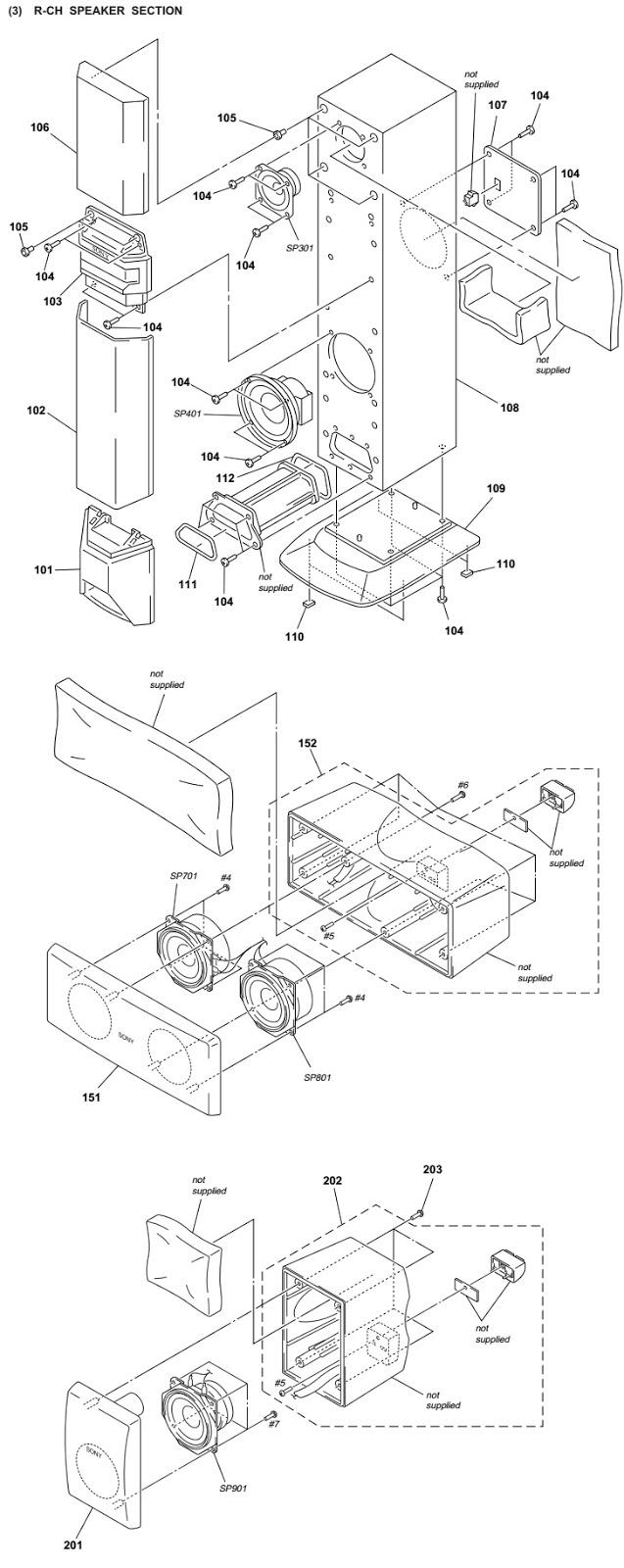 sony sava 500 test mode  u2013 schematic diagram