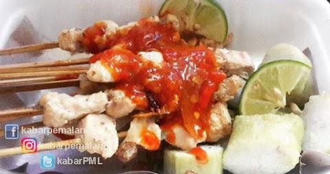Kuliner Pemalang - Kuliner Enak nan Pedas Bernama Sate Taichan