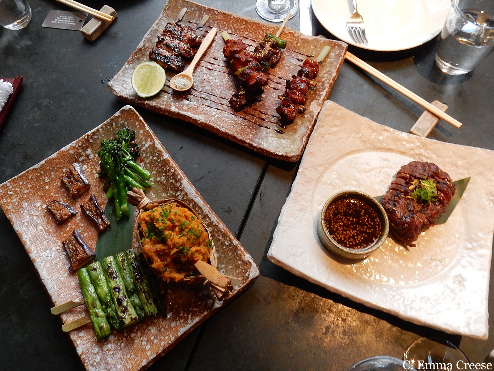Luxury Brunch Review Roka Aldwych