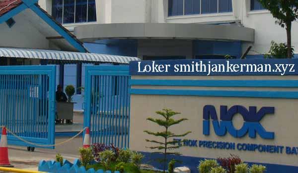 Lowongan Cikarang PT NOK Indonesia 2019