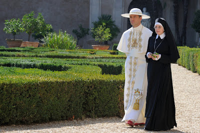 Image of Diane Keaton and Jude Law in The Young Pope (8)