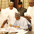 I was bewitched to sign 2018 budget, says Buhari