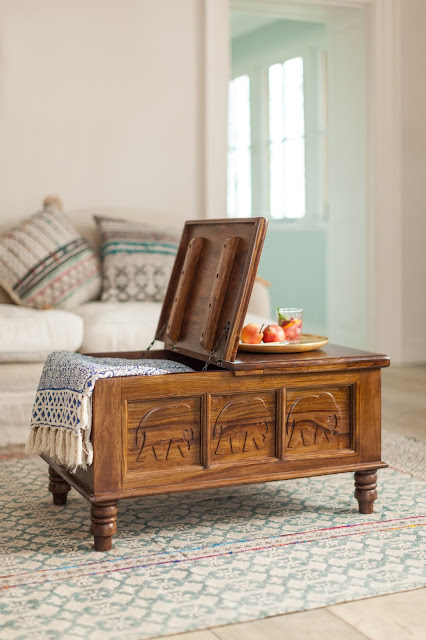 Hathi Storage Coffee Table