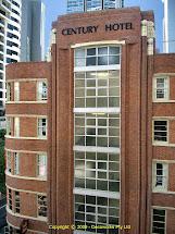 Sydney Art Deco Heritage Century Hotel