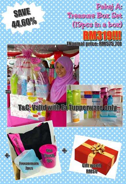 Tupperware Membership Package May-June 2016