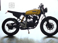 Bikin Pengen, Kembarannya Yamaha Byson Ganti Baju Jadi Cafe Racer