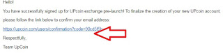 kick email