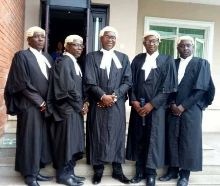 Photos: Five Ex-militants Graduate From Law School
