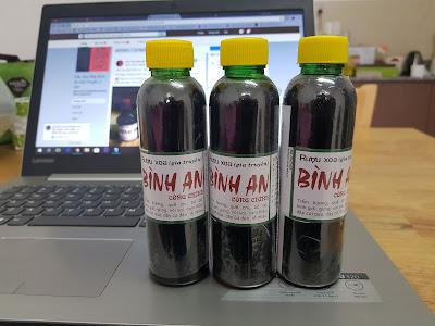 Dầu Xoa Bóp Bình An Loại Chai 175ml