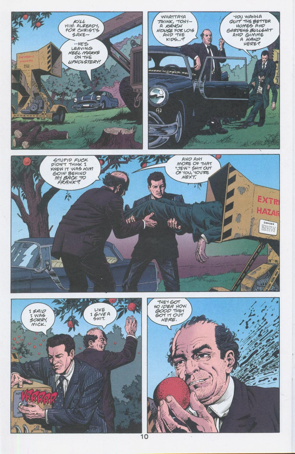 Read online American Century comic -  Issue #6 - 10