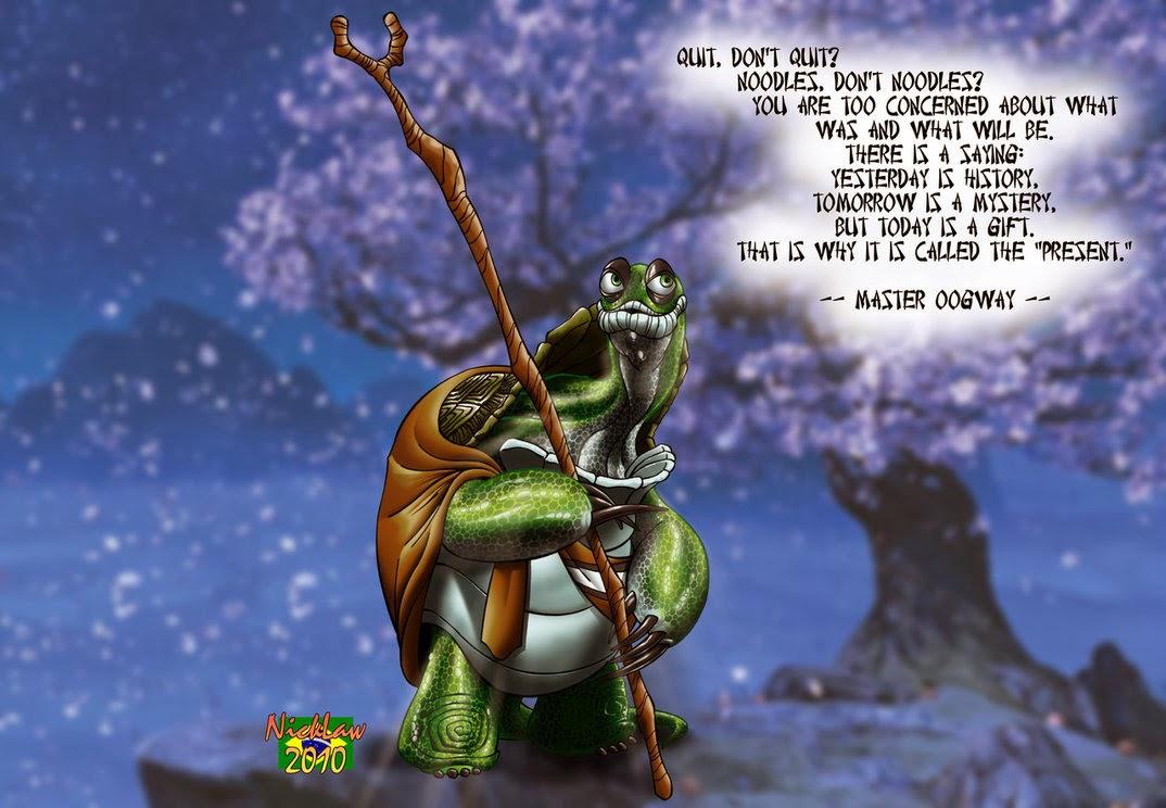 Kung Fu Panda Oogway Quotes: Quo Vadis?: November 2013