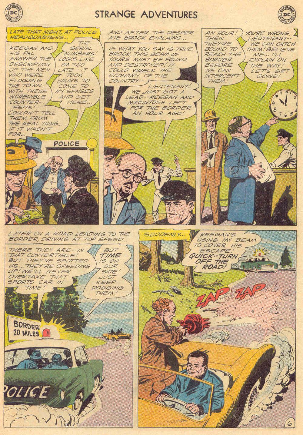 Strange Adventures (1950) issue 176 - Page 20
