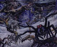 Arañas del Bosque Negro