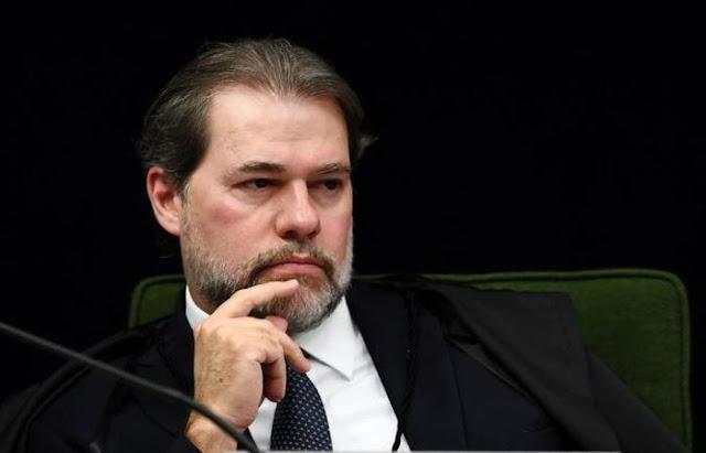 Toffoli retira de pauta do STF ações sobre prisão em 2ª instância