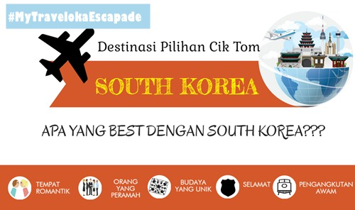 Sweet Escape Ke South Korea Bersama Traveloka