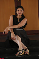 Khanishka new telugu actress in Black Dress Spicy Pics 31.JPG