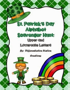 https://www.teacherspayteachers.com/Product/St-Patricks-Day-Alphabet-Scavenger-Hunt-Center-Printables-1079897