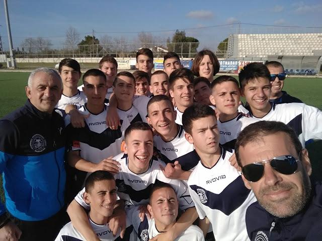 Στις  16 καλύτερες ομάδες της χώρας η ομάδα Νέων (Κ-16) της Αργολίδας