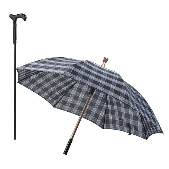【拐杖傘推薦】藏杖型拐杖傘