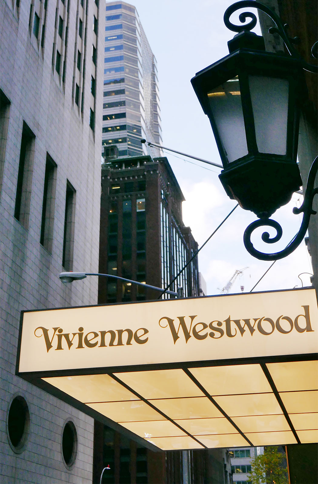 vivienne westwood store new york