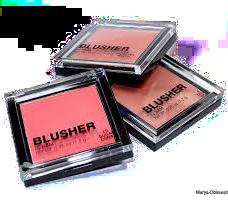 Blush H&M tawny rose