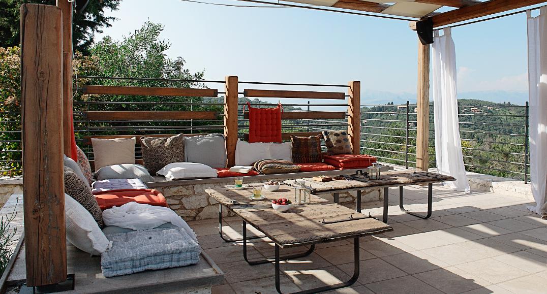 Villa Caragol point in Corfu   6
