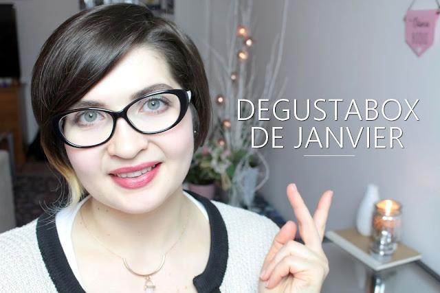 Degustabox de Janvier