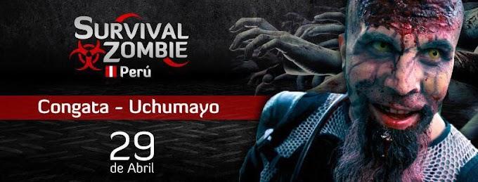 Survival Zombie Congata - 29 de abril