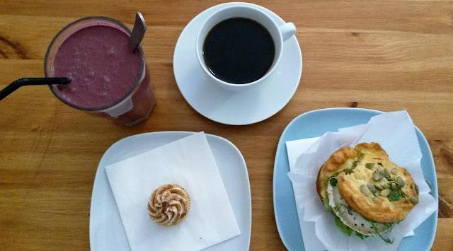 Cafe Kuppi ja Muffini kahvila
