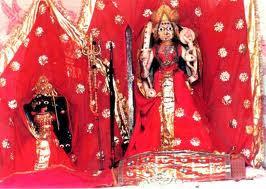 Kalika Mata Chittorgarh