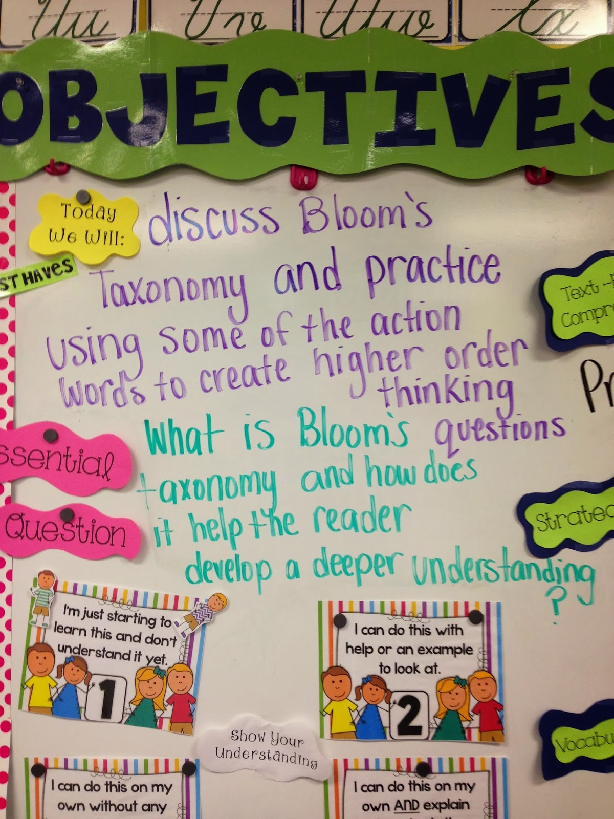 Creating Higher Order Thinking Questions Tuck Everlasting