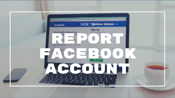 How To Report A Facebook Id<br/>