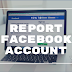 Report On Facebook