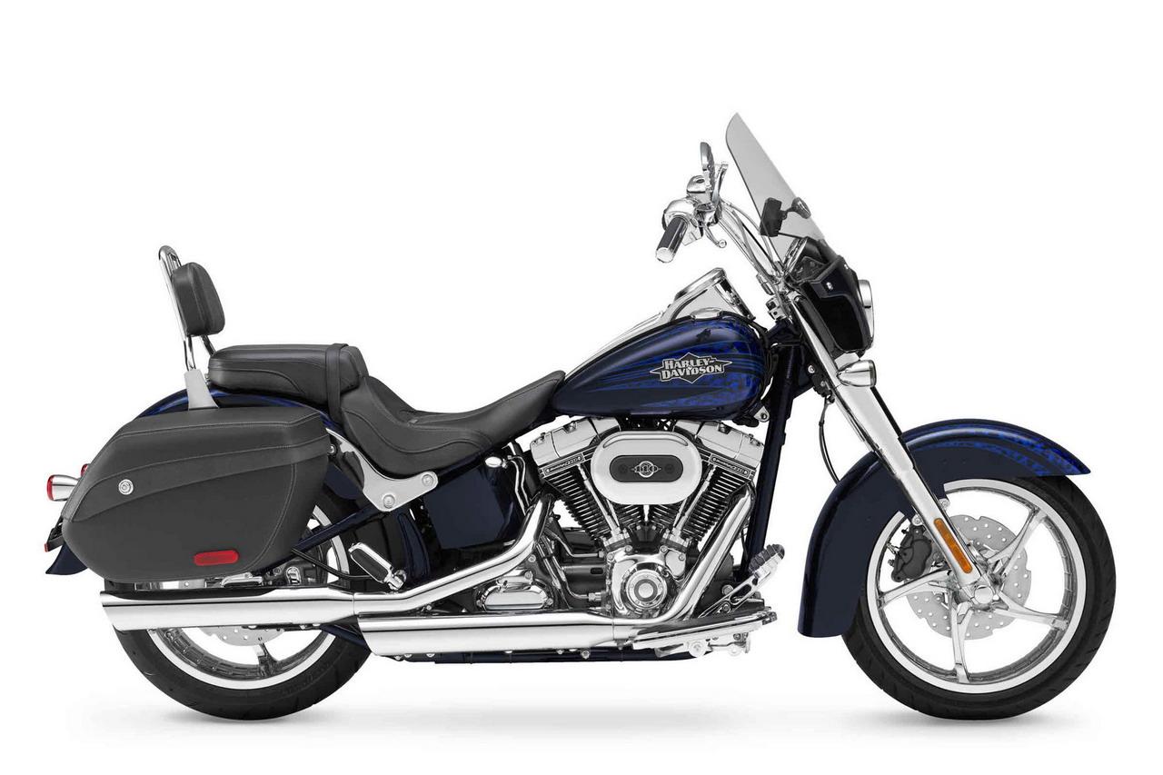 Harley Davidson 2012: 2012 Harley-Davidson FLSTSE3 CVO Softail Convertible