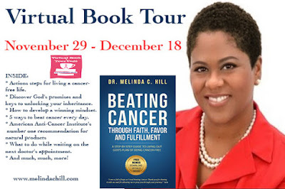 BLOG TOUR - Beating Cancer by Dr. Melinda C. Hill