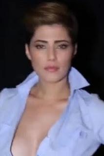 مرام بن عزيزة (Maram Ben Aziza)، ممثلة وعارضة أزياء تونسية