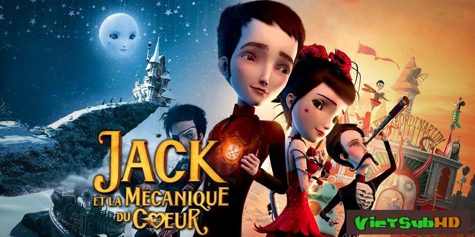 Phim Trái Tim Không Được Yêu VietSub HD | Jack And The Cuckoo Clock Heart 2014