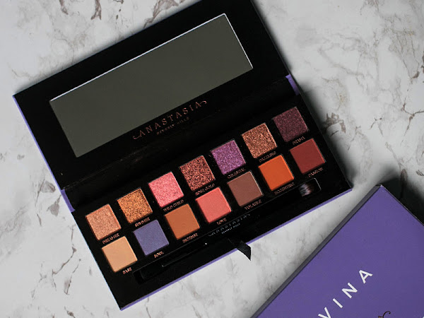 Norvina Palette review + 3 looks