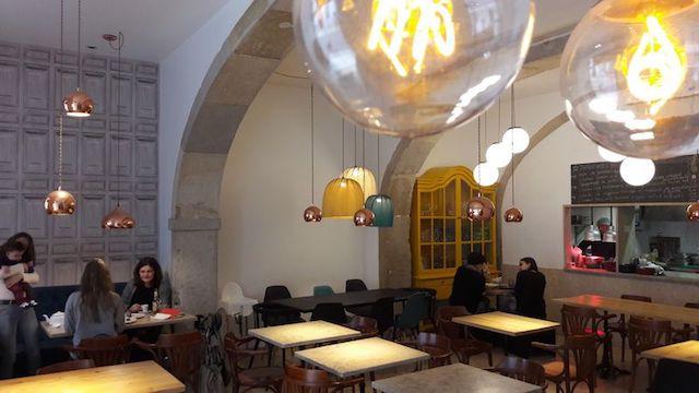 Restaurante Ao26 VeganFood Project em Lisboa