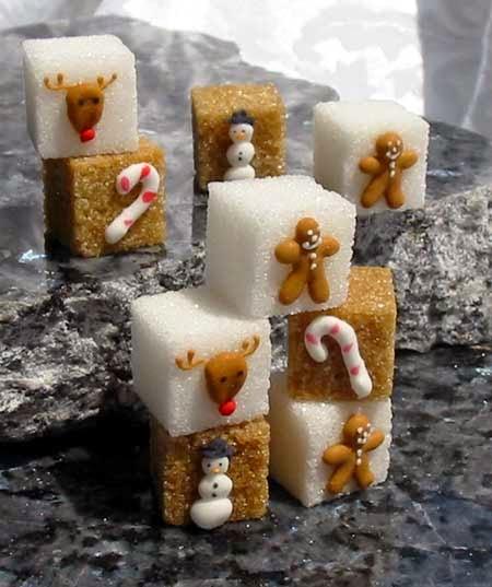 Ilginç şeker Süslemeleri Ilginç Ve Enteresan