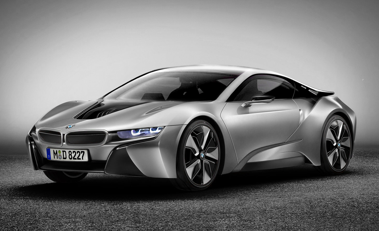 Sport Car Garage: BMW I8 Coupe (2014