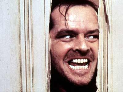 here comes dull boy!