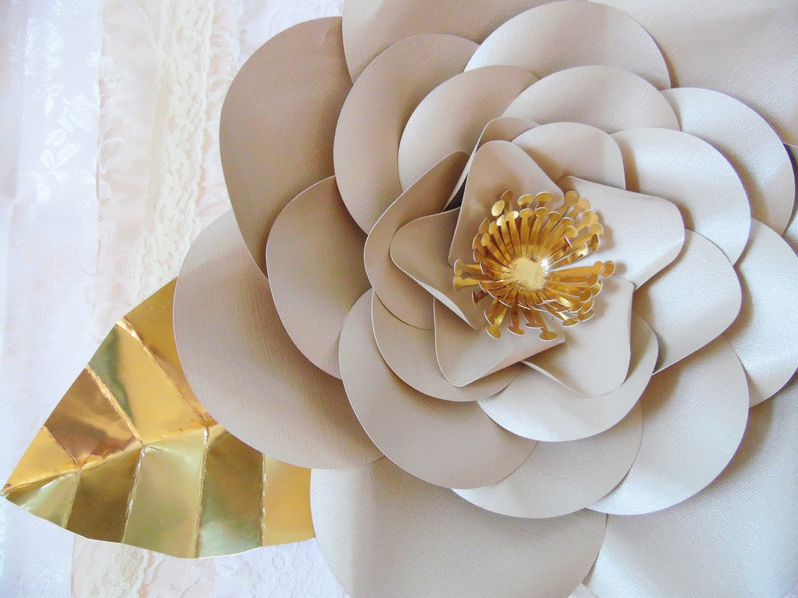 34 Best How To Make Handmade Flowers From Paper And Fabric Perfect