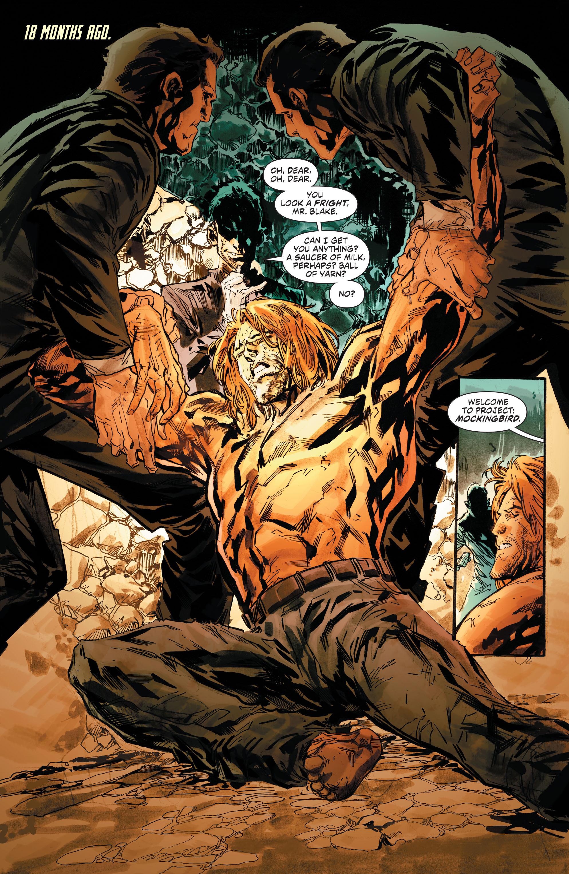 Read online Secret Six (2015) comic -  Issue #2 - 2