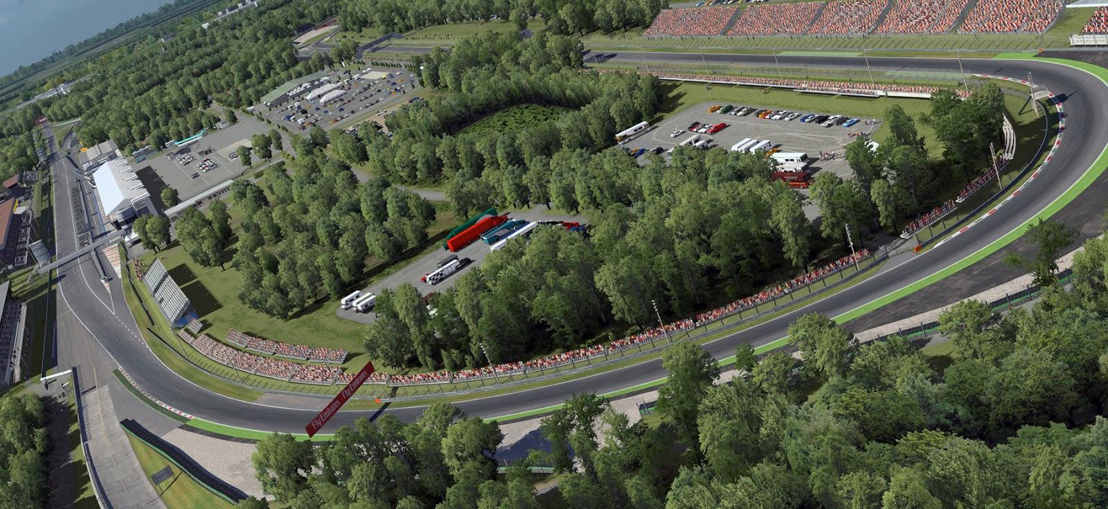 Circuito Monza : Getting there around italian grand prix at monza