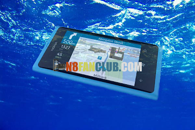 Water Proof Nokia Lumia Smartphone